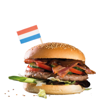 Hollandse Bacon Burger