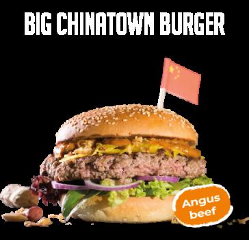 Big Chinatown Burger