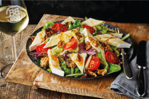Brie Honing Salade