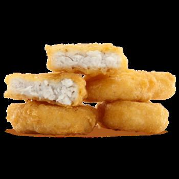 Kipnuggets (6 stuks)
