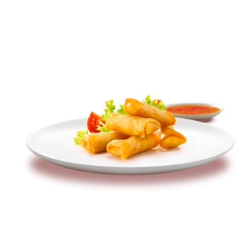 Mini Loempa's (6 stuks)