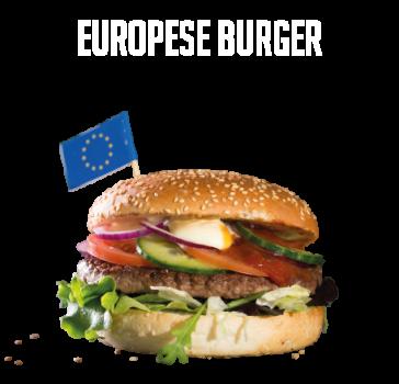 Europese Burger Menu