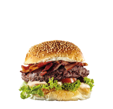 Truffelburger Menu