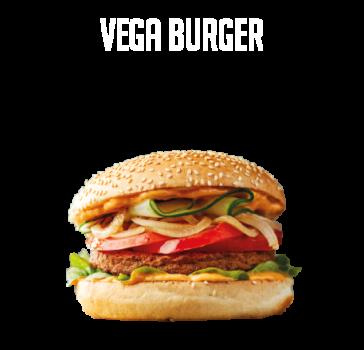 Vega Burger Menu