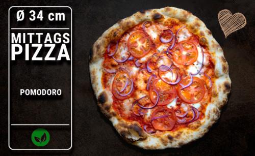 Lunch Pizza Pomodoro Ø 34cm