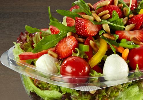 Salat des Monats Berry Terran