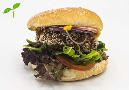 Sporty Burger