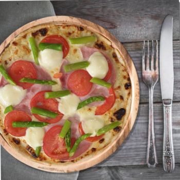 Pizza Landpartie Small 26 cm