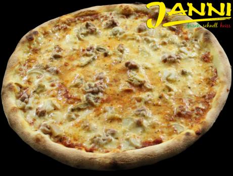 2g. GLUTENFREI Pizza Milano 30cm
