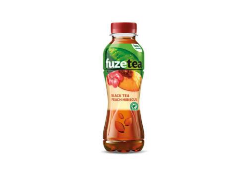 Fuze Tea Peach Hibiscus | 0,4L