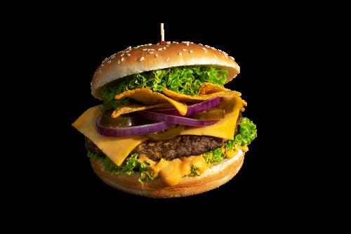 Cheddar Cheese Burger