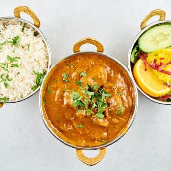 Lamm Curry