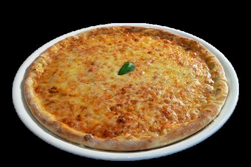 Basic Pizza Käserand