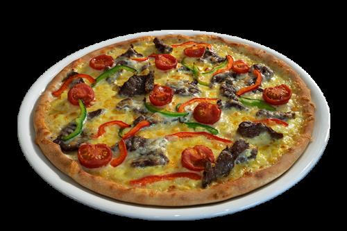 Pan Pizza DeLux
