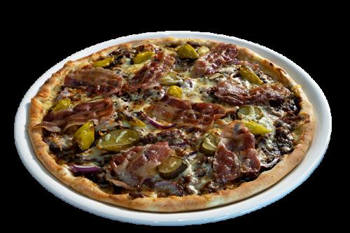 Pan Pizza Hot