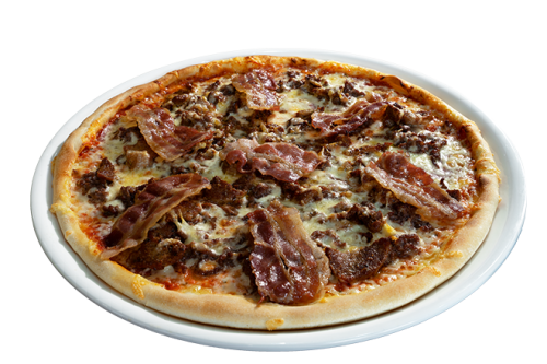 Pan Pizza Meat