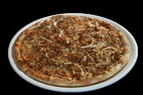 Pan Pizza Tonno