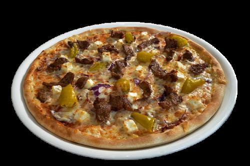 Pan Pizza Toronto