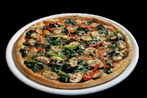 Pan Pizza Vegetaria