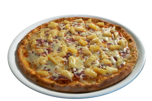 Pizza Hawaii ø 38cm