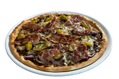 Pizza Hot ø 32cm