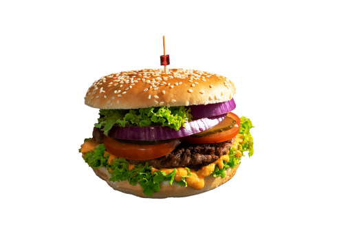 Classic Burger Menü