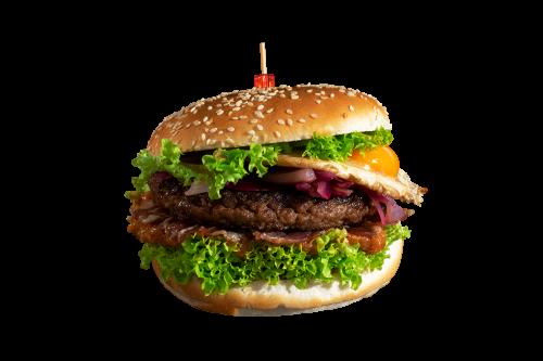Farmer Burger Menü