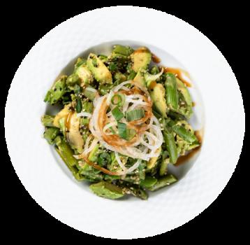 Spargel Avocado Salat
