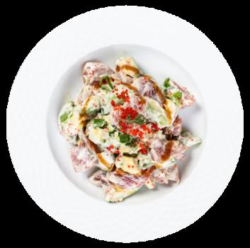 Thunfisch Avocado Salat