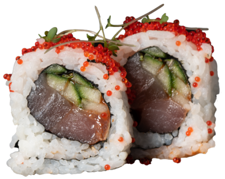 Spicy Lachs Roll