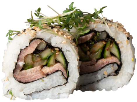 Spicy Beef Roll