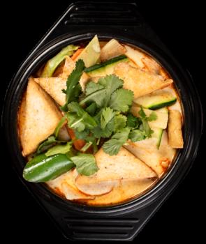 Eintopf nach Thai Art mit Tofu