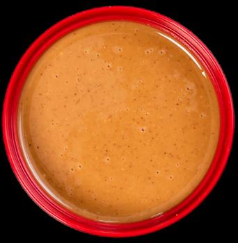 Erdnuss-Soße