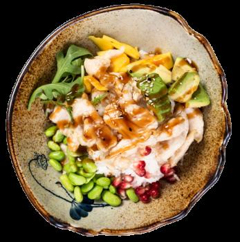Poké Bowl Chicken