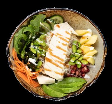 Poké Bowl Tofu