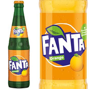 Fanta Orange 1,0l