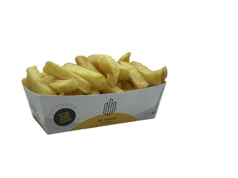 Kleine friet zonder
