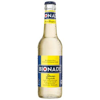 Bionade Zitrone-Bergamotte 0,33l