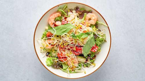 Southcoast Shrimp Salad