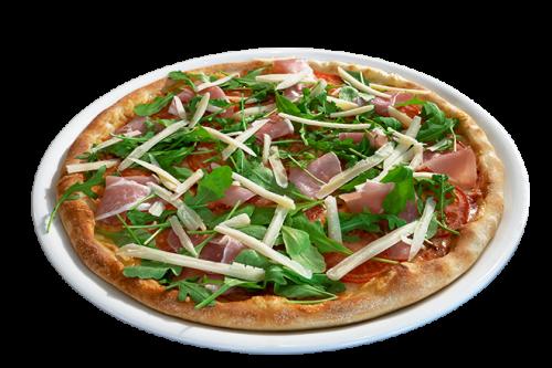 Pan Pizza Rucola