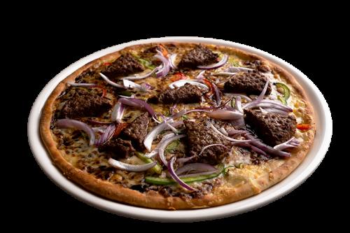 Pan Pizza Beef