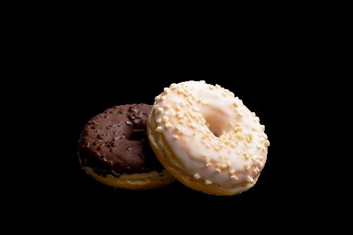 Donut Schoko