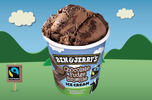 Ben & Jerry's Chocolate Fudge Brownie (500ml)