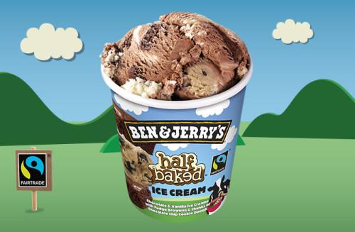 Ben & Jerry's Half Baked (500ml)