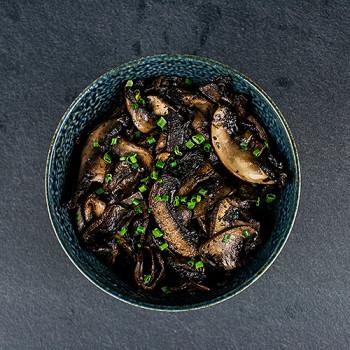 Portobello-Pilze