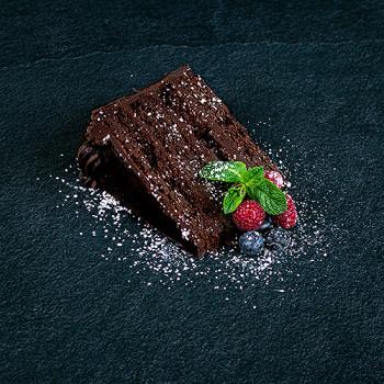Big Cake Double Chocolate