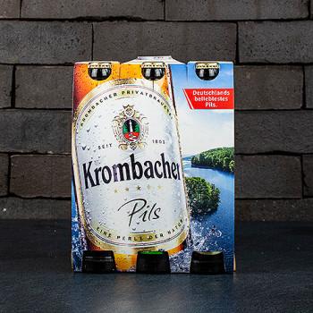 Krombacher Pils 6 x 0,33l