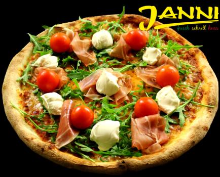 13g. GLUTENFREI Pizza Eso 30cm