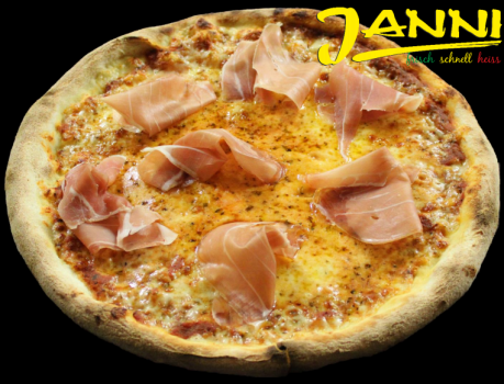 18g. GLUTENFREI Pizza Parma 30cm