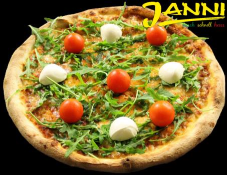 20g. GLUTENFREI Pizza Pizza di Bufala 30cm